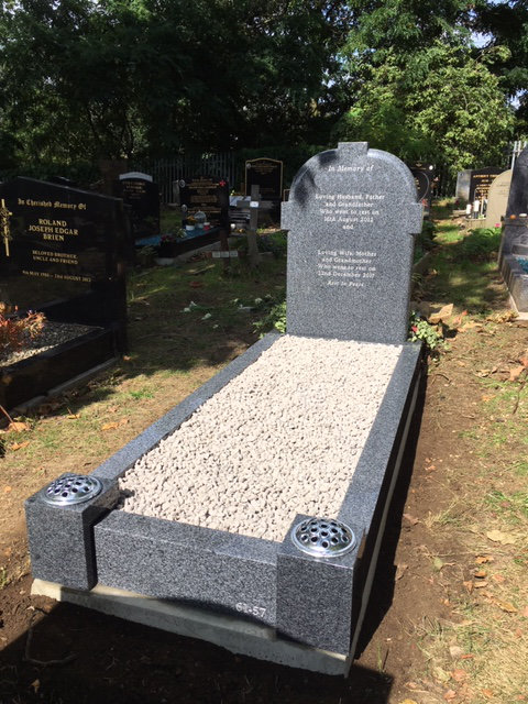 Glenaby grey full memorial