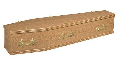 Clare Oak Coffin