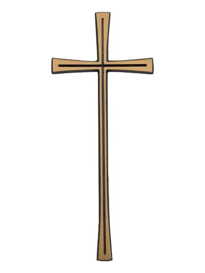 Cross - bronze type