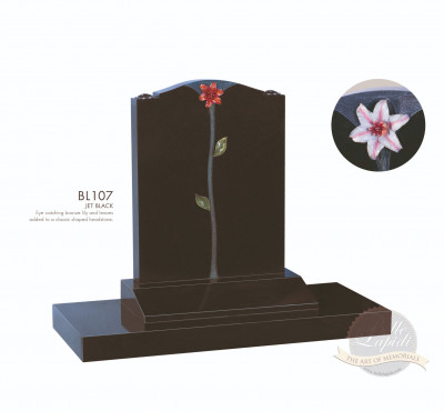 Floral Chapter-Bronze Lily Memorial