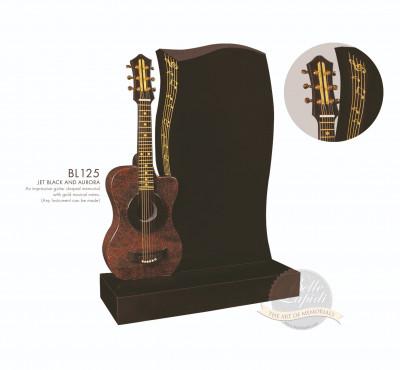 Decorative Chapter-Guitar Memorial