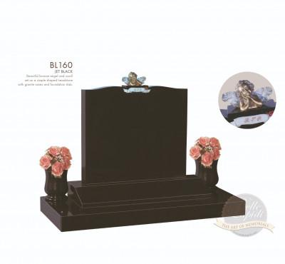 Cremation & Desk Chapter-Bronze Angel Memorial