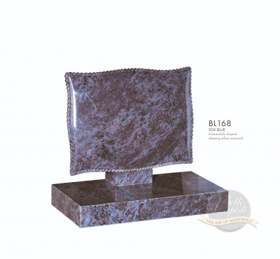 Cremation & Desk Chapter-Sleeping Pillow Memorial