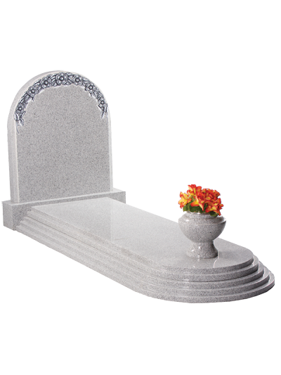 Granite Surround - Сombination of stunning lines & curves