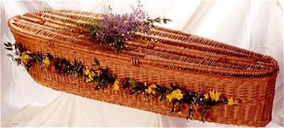 Mawdesley Willow Coffin