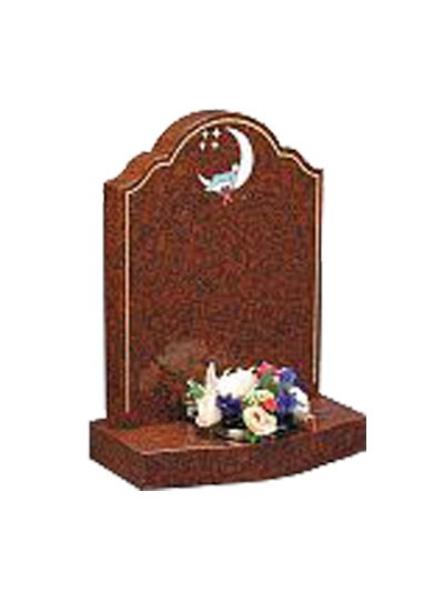 Children's Memorials - Imperial Red