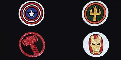 Superhero Symbols