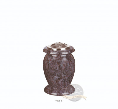 Vase-Shaped Spun Vase