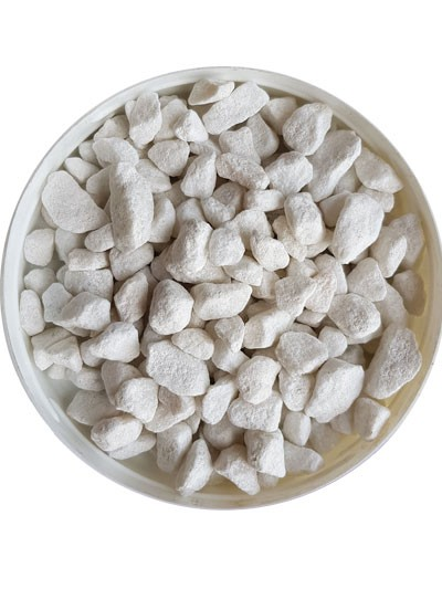 White Marble Chippings