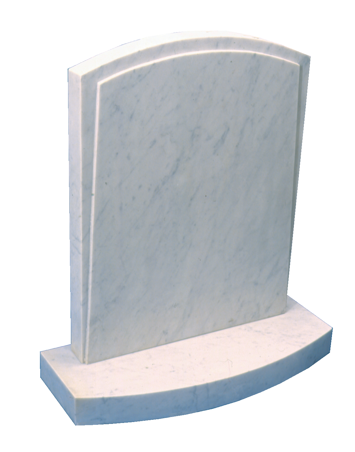 Buy Marble Headstone Oval Top To Headstone And Base