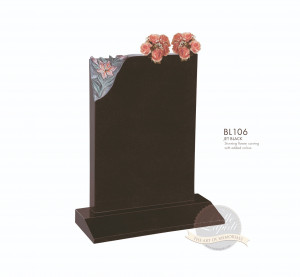 Floral Chapter-Carved Flower Memorial