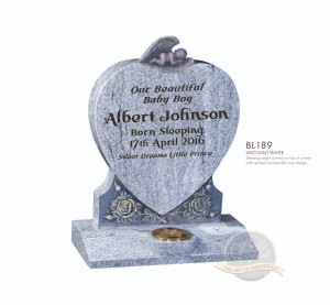 Children Chapter-Sleeping Angel Heart Memorial