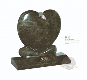 Heart Chapter-Heart & Scroll Memorial