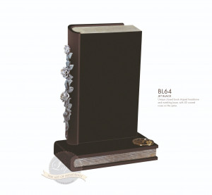 Book & Scroll Chapter-Book Of Life Memorial
