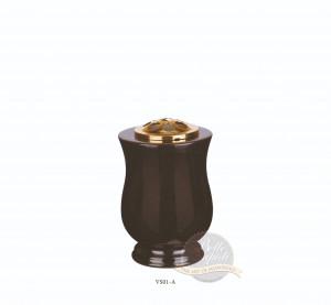 Vase-Shaped Spun Vase