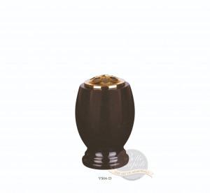 Vase-Flat top Spun Vase