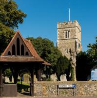 St Paulinus Church Crayford