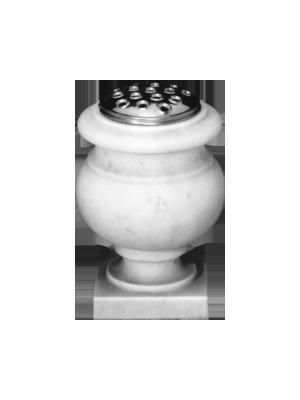Marble Memorial Vases